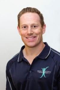 Chris Seville Physiotherapist