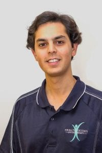Jonathan Raj Physiotherapist