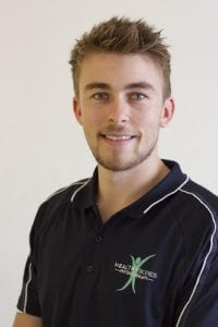 Mitchell Walker Physiotherapist