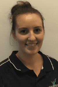 Brenda Holliday Physiotherapist