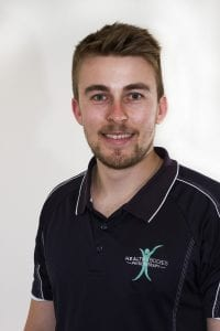 Full size image of Mitchell Walker, a registered physiotherapist at Healthy Bodies Physiotherapy