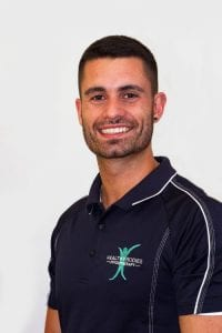 Picture of George Antoniou - completed bacherlor of exercise and sport science at Deakin university